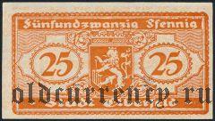 Эльберфельд (Elberfeld), 25 пфеннингов 1919 года