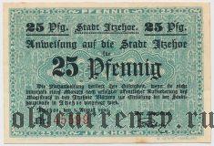 Итцехо (Itzehoe), 25 пфеннингов 1920 года