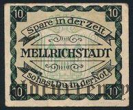 Мельрихштадт (Mellrichstadt), 10 пфеннингов