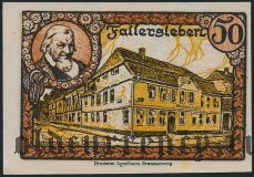 Фаллерслебен (Fallersleben), 50 пфеннингов 1920 года