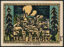 Зиммерн (Simmern), 25 пфеннингов 1921 года