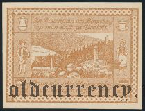 Рауэнштайн (Rauenstein), 10 пфеннингов 1920 года
