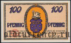 Луккенвальде (Luckenwalde), 1 марка 1921 года