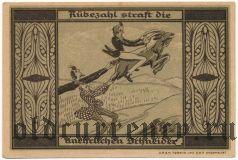 Грайффенберг (Greiffenberg), 1 марка