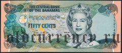 Багамы, 50 центов 2001 года