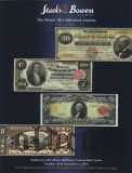 Аукционный каталог американских банкнот, Stacks & Bowers 04.2014