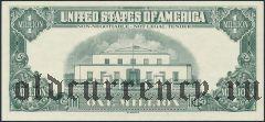 США, 1.000.000 долларов 1995 года. Сувенирная банкнота