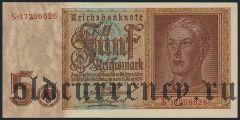 Германия, 5 рейхсмарок 1942 года