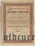 Одесса, химическая продукция, 250 франков