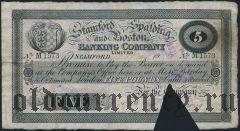 Великобритания, Stamford, 5 фунтов 1903 года