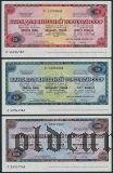Дорожные чеки, 20, 50, 100 рублей