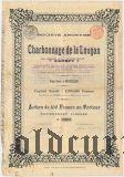 Луганская каменноугольная компания, 100 франков