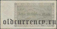 Ахен (Aachen), 10.000.000 марок 1923 года