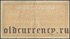 Бохум (Bochum), 100.000 марок 01.08.1923 года