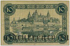 Ашаффенбург (Aschaffenburg), 10 марок