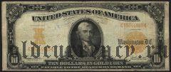 США, 10 долларов 1907 года