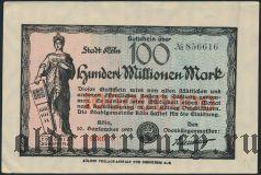 Кёльн (Köln), 100.000.000 марок 1923 года