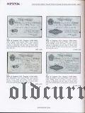 Аукционный каталог банкнот Англии, Spink 2012 год