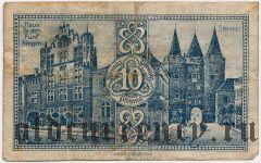 Гох (Goch), 10 пфеннингов 1921 года