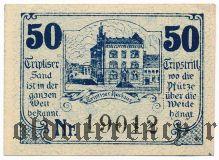 Триптис (Triptis), 50 пфеннингов 1920 года