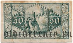 Виттлих (Wittlich), 50 пфеннингов 1919 года