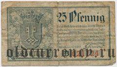 Виттлих (Wittlich), 25 пфеннингов 1919 года