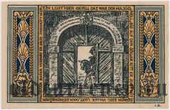 Кобленц-Нойендорф (Coblenz-Neuendorf), 75 пфеннингов 1921 года