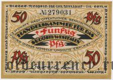 Арнсберг (Arnsberg), 50 пфеннингов 1920 года