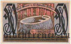 Бад-Ольдесло (Bad Oldesloe), 50 пфеннингов. Вар. 1