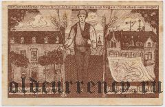 Вайльбург (Weilburg), 10 пфеннингов 1920 года