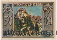 Айзенах (Eisenach), 50 пфеннингов. Вар. 1