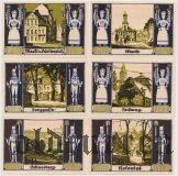 Шнеберг (Schneeberg), 6 нотгельдов 1921 года