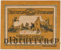 Штедезанд (Stedesand), 30 пфеннингов 1920 года