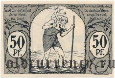 Эггенфельден (Eggenfelden), 50 пфеннингов 1921 года