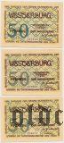 Вестербург (Westerburg), 3 нотгельда 1920 года