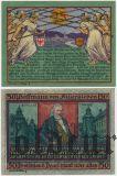 Хёкстер (Höxter), 2 нотгельда 1921 года