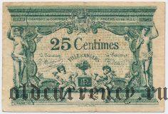 Франция, Angers, 50 сантимов 1917 года