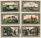 Вильдесхаузен (Wildeshausen), 6 нотгельдов 1921 года