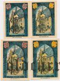 Нойштадт-на-Орле (Neustadt a.d. Orla), 4 нотгельда 1921 года