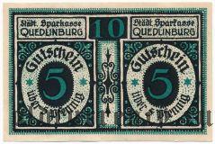 Кведлинбург (Quedlinburg), 10 пфеннингов