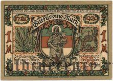 Гельголанд (Helgoland), 1 марка 1920 года