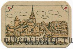 Данненберг (Dannenberg), 5 пфеннингов 1920 года