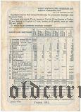 15-я лотерея Осоавиахима, 1 рубль, 1941 год