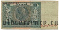 Германия, 10 рейхсмарок 1929 года