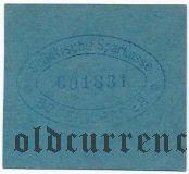 Боденвердер (Bodenwerder), 25 пфеннингов (1917) года