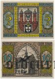 Мариенбург (Marienburg), 2 нотгельда