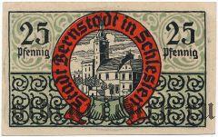 Бернштадт (Bernstadt), 25 пфеннингов