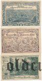 Австрия, Прам (Pram), 3 нотгельда 1920 года