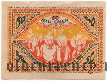 Билефельд (Bielefeld), 50.000.000 марок 1922 года