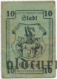 Клеве (Cleve), 10 пфеннингов 1920 года